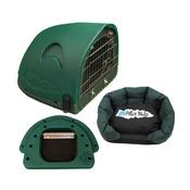PetzPodz - Small PetzPodz Cat Pack - Green