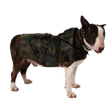 Dog Pac a Mac - Black