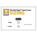 Ruffwear Dirt Bag Seat Cover 7
