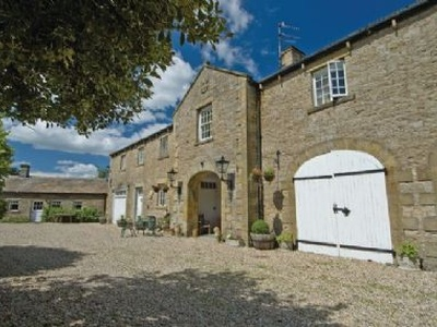 Coach House, North Yorkshire, West Burton