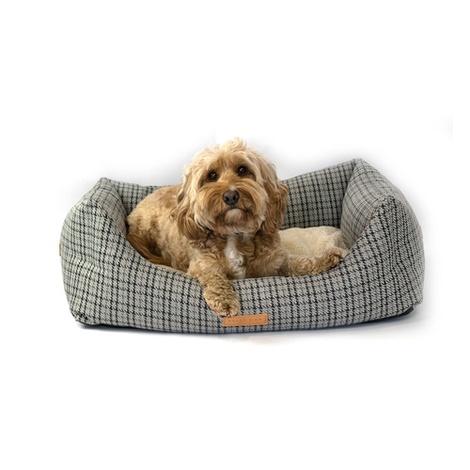 Tweed Fabric Nest Bed - Henley 3