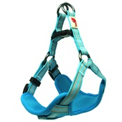 Long Paws - Comfort Dog Harness – Blue