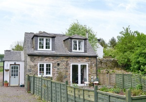 Berryhill Cottage, Scottish Borders 2