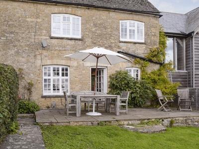 South View Cottage, Oxfordshire, Dean