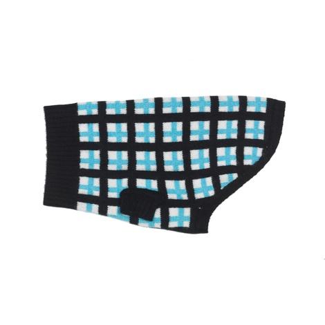Tulla Cross Cashmere Dog Sweater