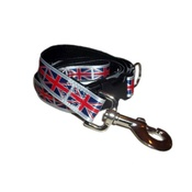 Zukie Style - British Pride Collar & Lead