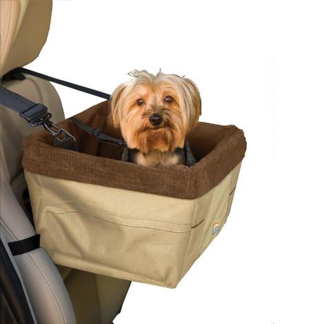 SkyBox Booster Car Seat - Khaki