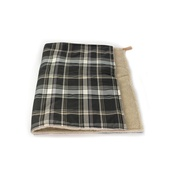 Ralph & Co - Dog Blanket - Fabric and sherpa wool - Marlow