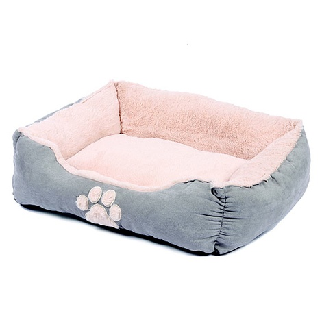 """Hugs Square Bed 28"""" 2"""