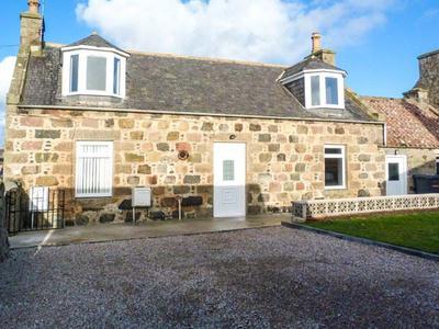 Coastal Cottage, Aberdeenshire, Fraserburgh