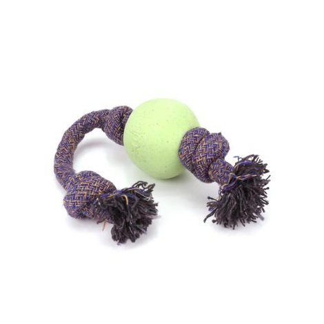 BecoBall On a Rope - Green