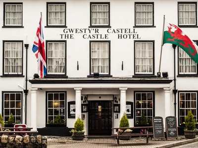 The Castle Hotel, Wales, Llandovery