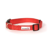 Doodlebone - Bold Dog Collar – Red
