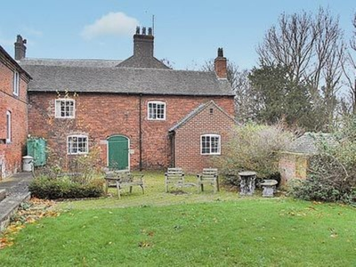 Repton Cottage, Derbyshire, Milton