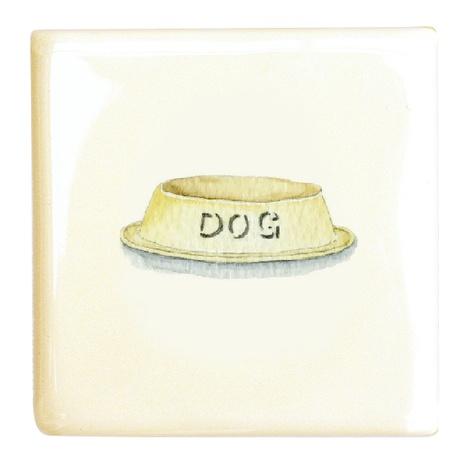 Dog Bowl Tile