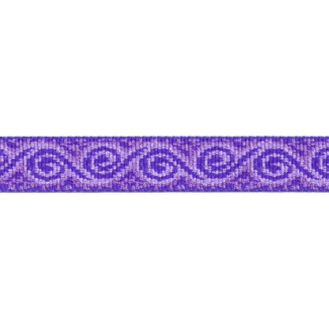 Jelly Roll Lupine Dog Collar 2