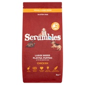 Scrumbles - Playful Puppy, Large Breed, Chicken, 2kg