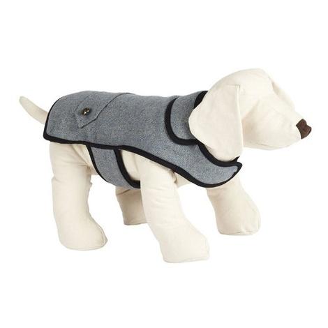 Rivington Tweed Dog Coat