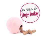Beco Pets - BecoBall Dog Toy - Pink