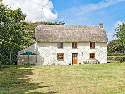 Thatch Cottage, Cornwall, Rosudgeon