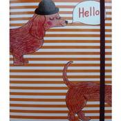 Kate Garey - Sausage Dog Notebook