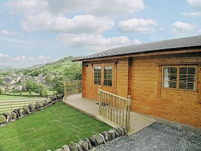 Crown Hill Lodge, North Yorkshire, Cononley