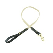 Clementine est. Dogs - Astor Webbing Dog Lead – Black