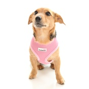 Doodlebone - Airmesh Dog Harness – Pink