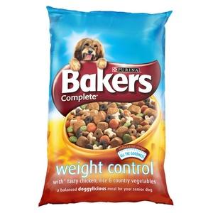 Weight Control Dog Food x 4