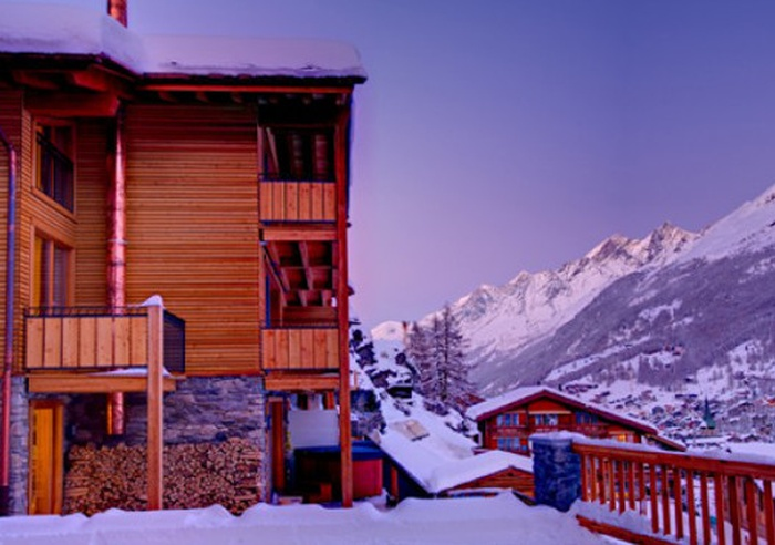 Pollux Mountain Chalet 1