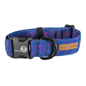 EcoLucks Dog Collar – Elements Magma