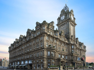 The Balmoral, Edinburgh, Princes St