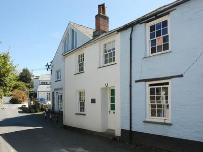 Dunn Cottage, Cornwall, Boscastle