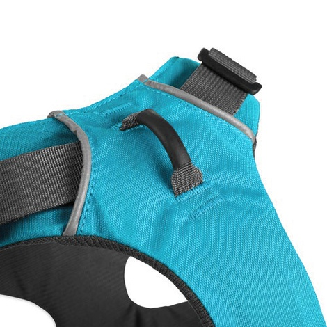 Front Range™ Dog Harness Pacific Blue 2