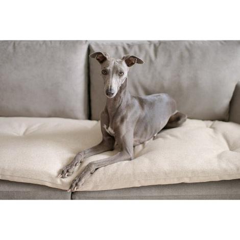 Wool Sofa Topper - Ecru 2