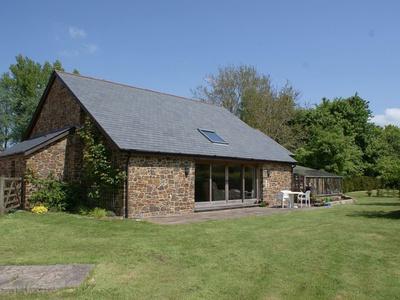 The Old Parlour, Devon, Sampford Courtenay