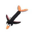 Penguin Rope Thrower Dog Toy