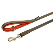 Dogs & Horses - Red Colours Leather Lead