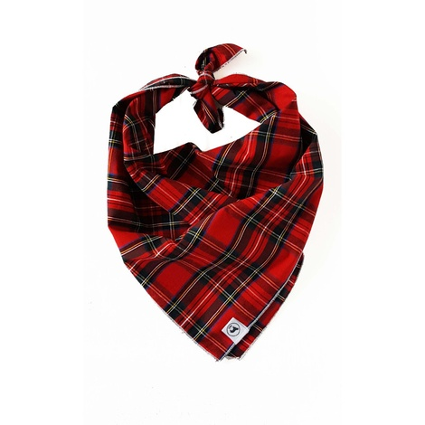 Tartan Traditional Dog Bandana