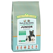 James Wellbeloved - Junior Duck & Rice Dog Food