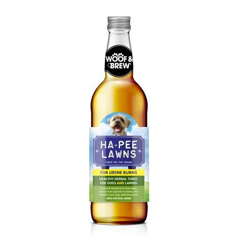 Woof & Brew Ha-Pee Lawns Tonic (330ml)