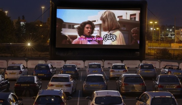 Drive In Cinema 3