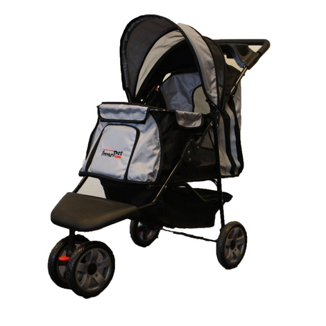 Buggy All Terrain | Black/Silver