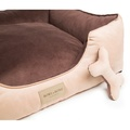 Classic Dog Bed - Brown 2