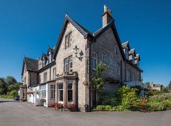 The Boat Hotel, Scotland