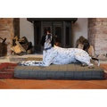 Memory Foam Tweed Dog Bed – Sage 2