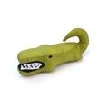 Aretha the Alligator Squeaky Plush Dog Toy
