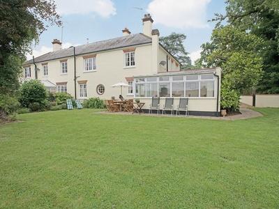 Ashwood Manor, Norfolk, Pentney