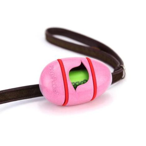 BecoPocket Bag Holder - Pink