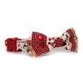 Nordic Noel Dog Bow Tie  2